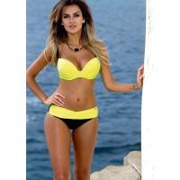 Patchwork Bikini