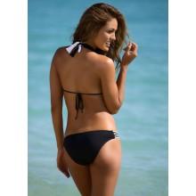 Bikini schwarz / weiss