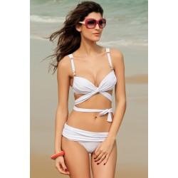 Cross Bikini weiss