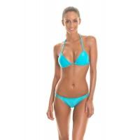 Neckholder Bikini türkis