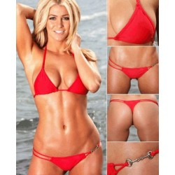 Brasil Bikini rot