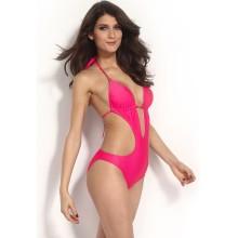Monokini pink